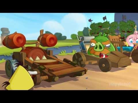 Video 2 de Angry Birds Go!