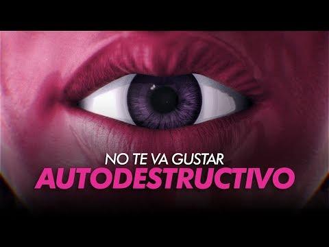 No Te Va Gustar - Autodestructivo (video oficial) (видео)