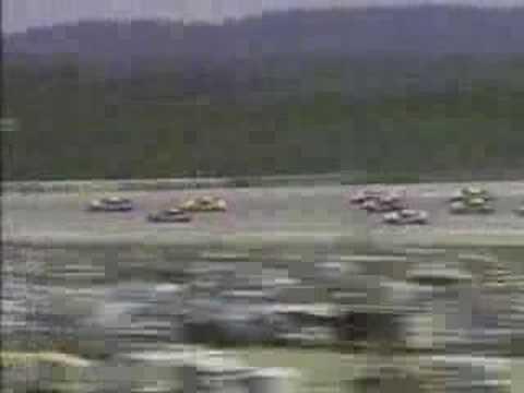 1992 Winston 500 start