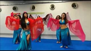 Danza del ventre online - dallo spettacolo di Zen-a 2017!