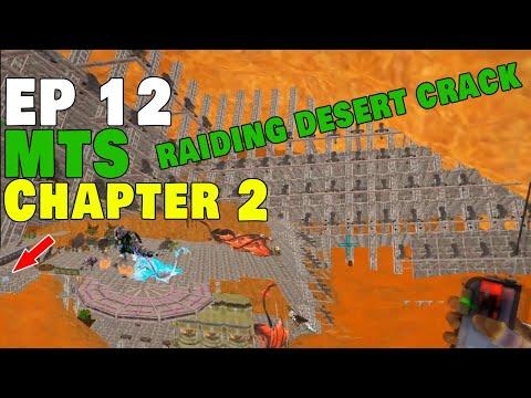 WIPING RAG2 DESERT CRACK  MTS CHAPTER 2 - EP 12