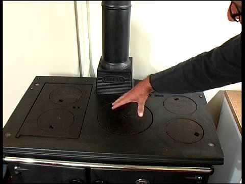 Stanley Multifuel Cooker/ Range