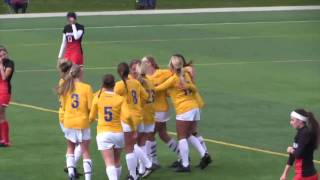 Play of the Game - Women's Soccer vs. CUAA