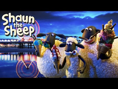 Shaun the Sheep: Holidays at Home are GREAT!