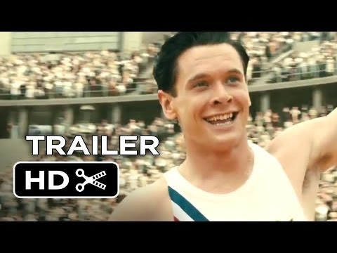 Unbroken Official Trailer #1 (2014) – Angelina Jolie Directed Movie HD