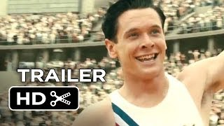 Unbroken Official Trailer #1 (2014) - Angelina Jolie Directed Movie HD