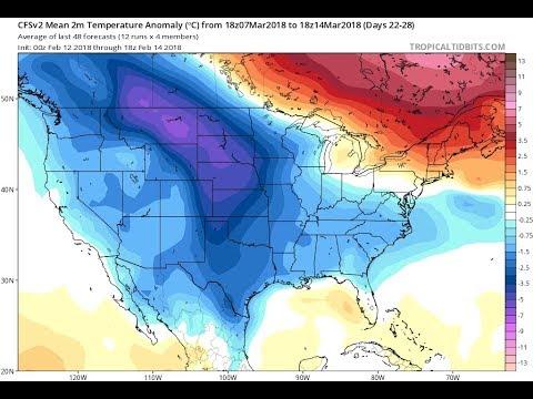 GSM Update 2/15/18 - Warming Hole Causes Cooling - Records Tumble - Solar Cycle 25 Forecast_A héten feltöltött legjobb nap videók