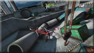Touchgrind BMX videosu