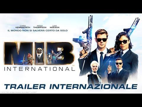 Preview Trailer Men in Black: International, nuovo trailer italiano