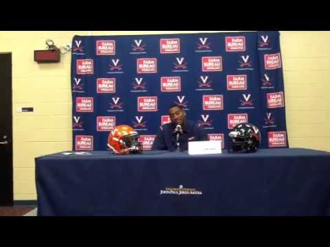 Eli Harold Interview 8/2/2013 video.