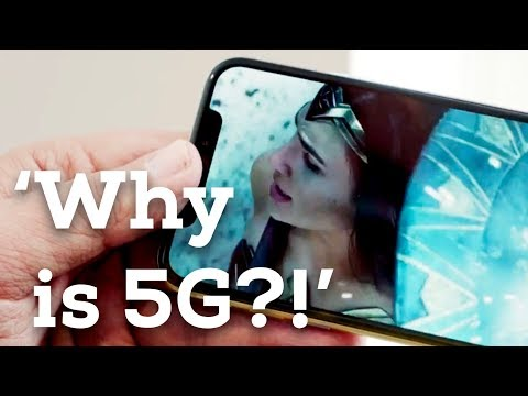 What Is 5g? Tech, Lies, And Video Streams!