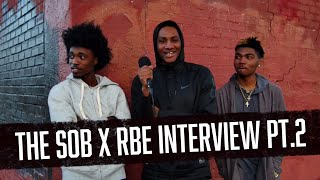 In case you missed it, watch Pt. 1 here: https://www.youtube.com/watch?v=fboV36_Pu6U See more interviews with Bay Area...
