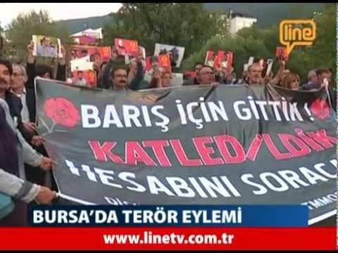 Bursa'da Terör Eylemi  -13 Ekim2015-