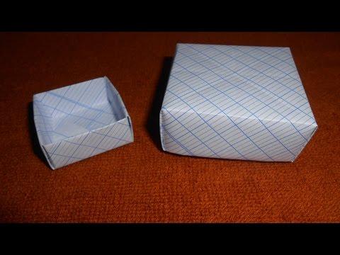🌿MTVV🌿    GẤP GIẤY - GẤP HỘP - HỘP QUÀ (ORIGAMI - PAPER BOX - GIFT BOX)- MỘC THẢO