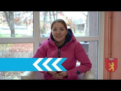 Valkas novada domes Atzinības rakstu saņem Laura Buile