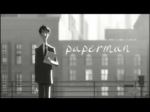 Walt Disney Short Film: Paperman