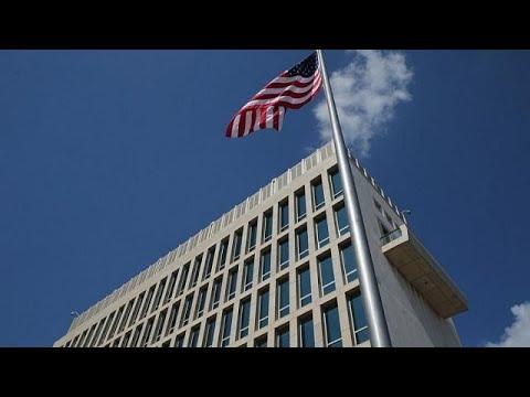 ΗΠΑ: «Ακουστική επίθεση» κατά της πρεσβείας μας στις ΗΠΑ