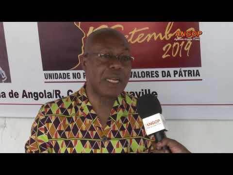 Embaixada angolana quer emissão de BI em Brazzaville