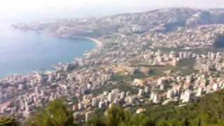 Jounieh Lebanon  city photos : HARISSA & JOUNIEH - MOUNT LEBANON