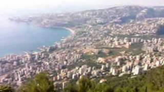 Jounieh Lebanon  City pictures : HARISSA & JOUNIEH - MOUNT LEBANON
