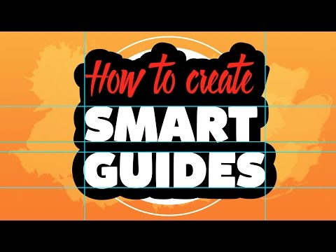 How To Create Smart Guides In Adobe Illustrator CC