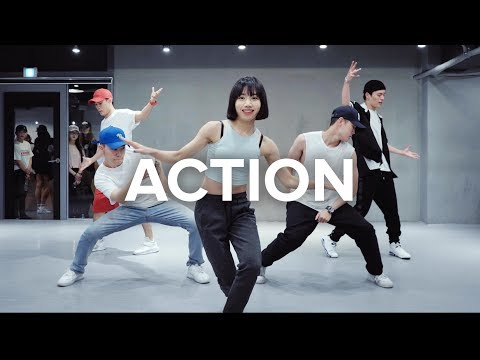 Action - BoA / May J Lee Choreography