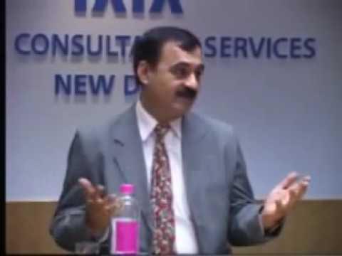 Mr Pavan Duggal at TCS part 1