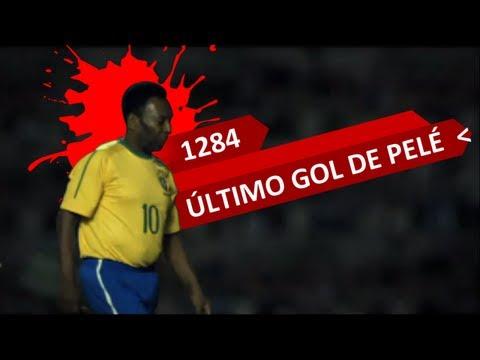 El ultimo gol de Pelé