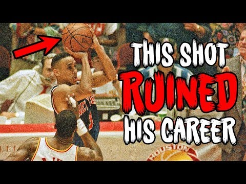 How This ONE Shot RUINED His NBA Career