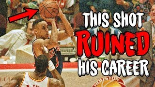 Video How This ONE Shot RUINED His NBA Career MP3, 3GP, MP4, WEBM, AVI, FLV Mei 2019
