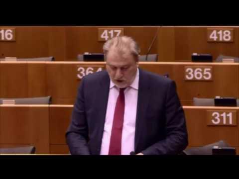 Νότης Μαριάς στην Ευρωβουλή: «Μολών λαβέ» η Ελληνική απάντηση στις τουρκικές προκλήσεις στα Ίμια.
