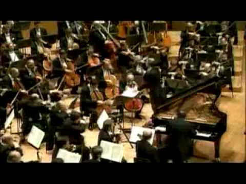 Yefim Bronfman - Rachmaninoff Piano Concerto No. 3 - Part 4/5