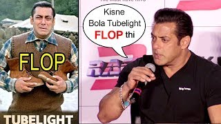 Video Salman Khan's BEST Insult To Reporter Calling Tubelight FLOP Movie At Race 3 Trailer Launch MP3, 3GP, MP4, WEBM, AVI, FLV Mei 2018