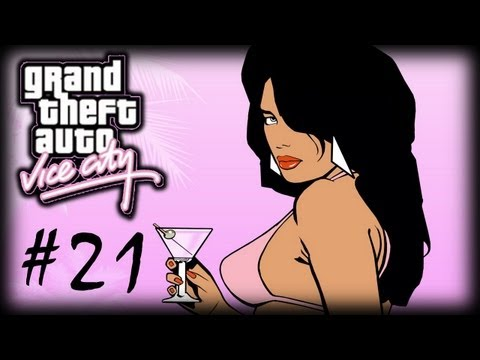GTA:Vice City #21 Mafiozo! [END]