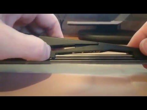 Резинки для щеток стеклоочистителя opel astra о снимок