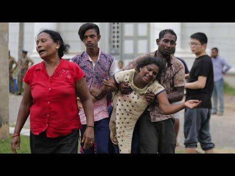 Sri Lanka: Ausgangssperre nach 8 Attentaten auf Hotel ...
