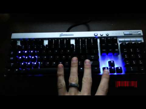 R3DLIN3S - Bios Switch Explained - Corsair Vengeance k70 Keyboard Bios Switch - Corsair Vengeance k70 Explained Corsair k70 gaming mechanical keyboard bois switch. cors...