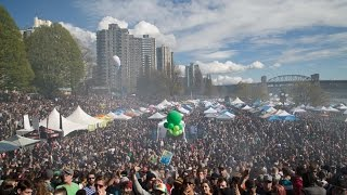 4/20 VANCOUVER at 4:20 by Bubbleman's World