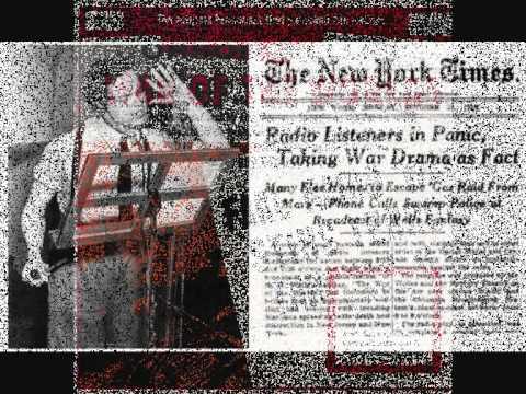 Buitenaardsen en het hoorspel op de radio die paniek veroorzaakte in 1938