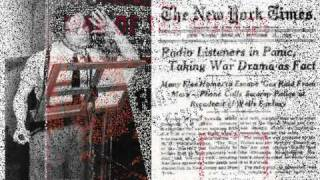 Orson Welles  War Of The Worlds  Radio Broadcast 1938  Complete Broadcast