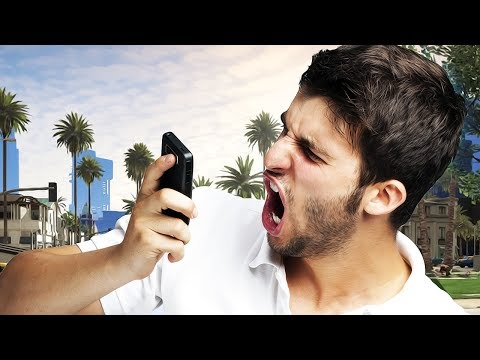 Hilarious GTA 5 PRANK in-game PHONE CALL! – (GTA V TROLLING)