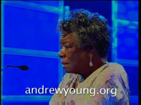 "Dr. Maya Angelou Recites ""still I Rise"""