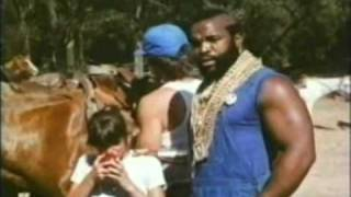 Mr. T Gives Heavy Game On Life