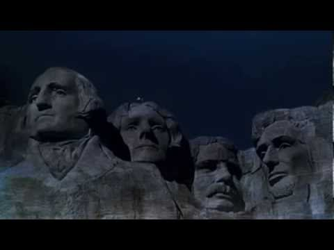 North by Northwest (1959) - Mount Rushmore Chase scene