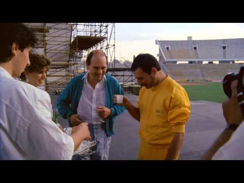 Freddie Mercury Solo – Hungarian Rhapsody