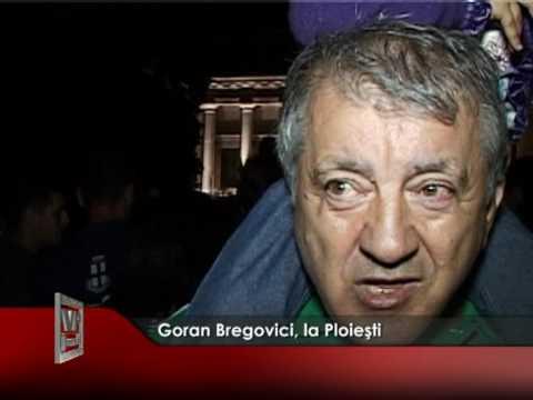 Goran Bregovici, la Ploieşti