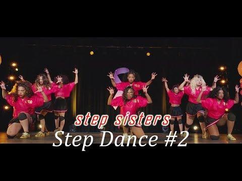 Step Sisters - THETA Step Dance #2