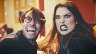 Nonton Dinner With The Dracs Ft  Amanda Cerny  King Bach   Brittany Furlan   Funny Halloween Sketch Video Film Subtitle Indonesia Streaming Movie Download