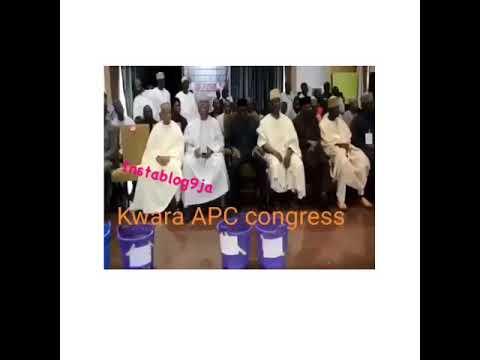 """Senate President Bukola Saraki  Laughs Out At IGP's """"Transmission Commission"""" Joke (Video)"""