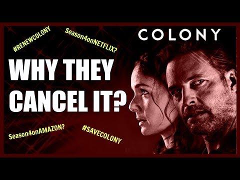 Why They Canceled Colony?   No Colony Season 4